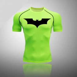 batman gym top