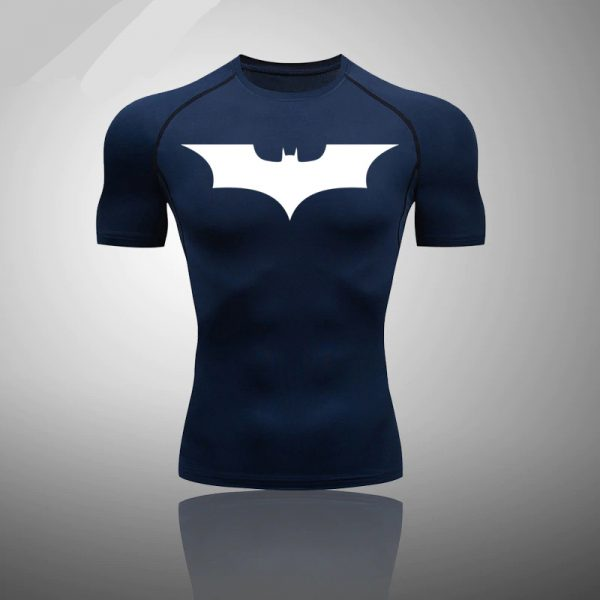 batman gym top